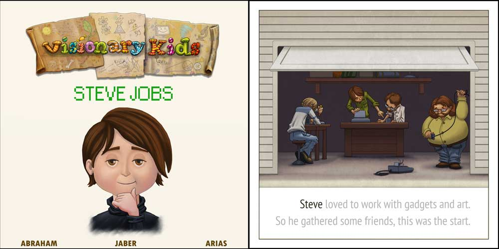Visionary Kids: Steve Jobs